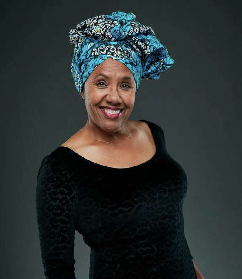 """Actress, singer and director Kimberly Wilson will perform her one-woman musical, """"A Journey,"""" outdoors at Trinity Episcopal Church in Fairfield's Southport section on Oct. 10. Photo: Contributed Photo / Greenwich Time"""