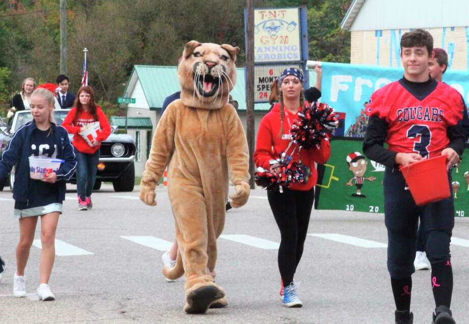 Crossroads Charter Academy will have its annual homecoming parade Friday. The parade will take place along Michigan Avenue, ending at the school for the homecoming soccer game. (Pioneer file photo)