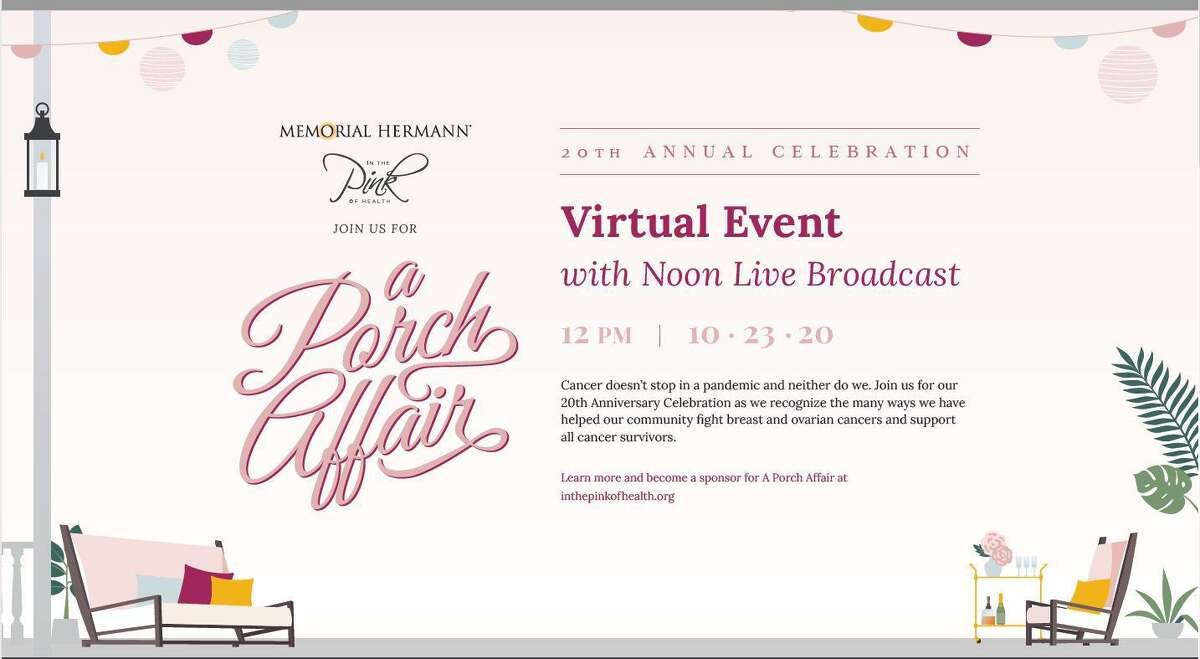 The annual Memorial Hermann In the Pink of Health gala has been canceled and replaced with what organizers described as an enhanced virtual event. The event will all be done online with varying segments for supporters. The theme of this year's online gala is