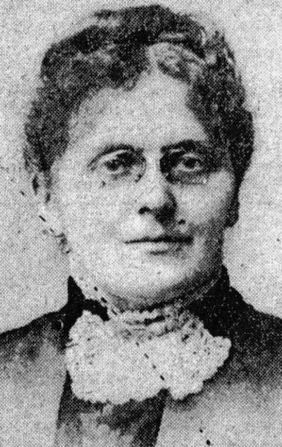 Mrs. Mary Fairfield, and 15 other women, were the founders of the Lakeside Club in 1885.(Courtesy photo/Manistee County Historical Museum)
