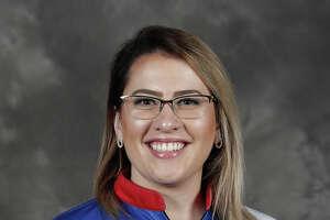 PWBA bowler Liz Kuhlkin of Rotterdam. (PWBA photo)