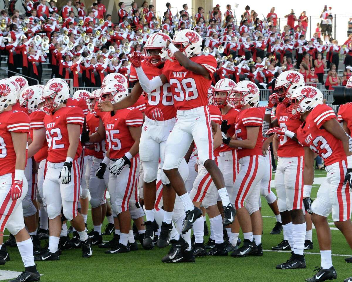 The Katy Tigers rank second all-time with eight state championships and hold the record with 14 championship game appearances.