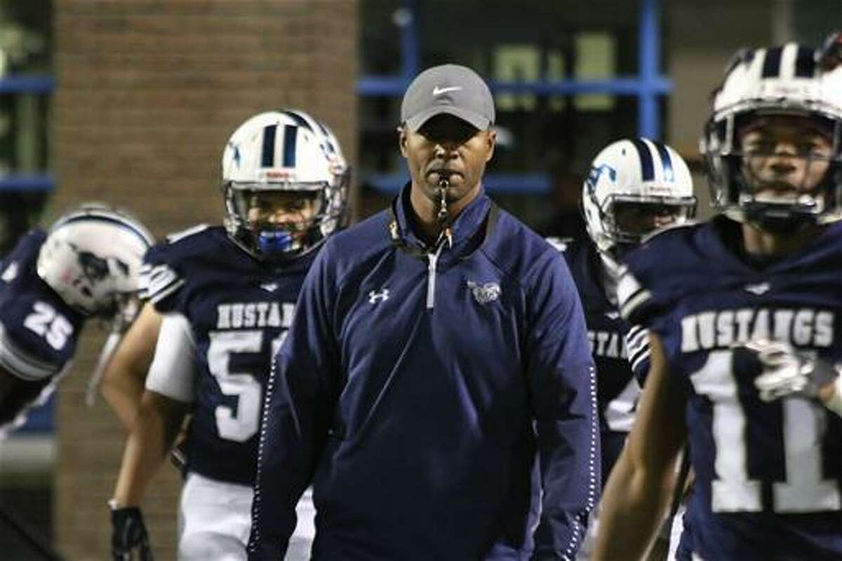 Lamar Consolidated High School promoted Kiah Johnson to head football coach and campus athletic director after contributing to a 9-3 season in 2019, highlighted by the Mustangs' first playoff victory since 2007.