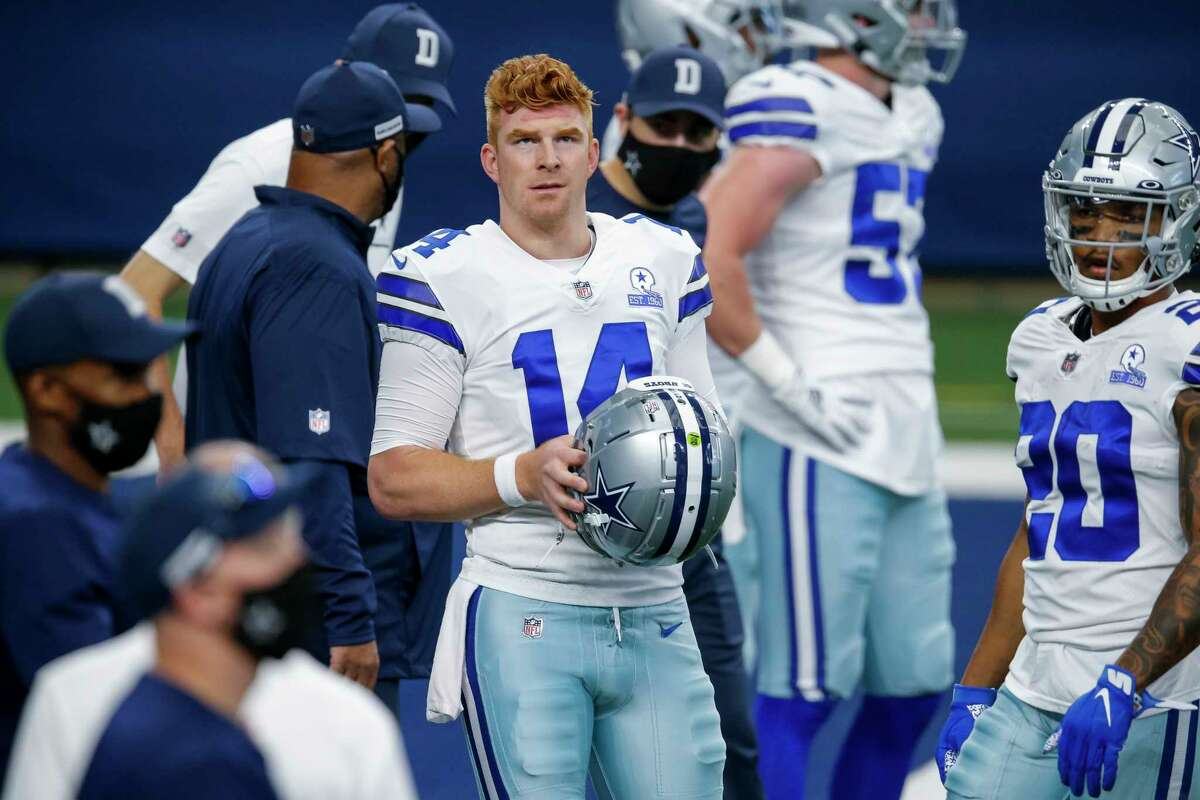 Andy Dalton will be the first Cowboys player to go on the COVID-19 list since before the season.