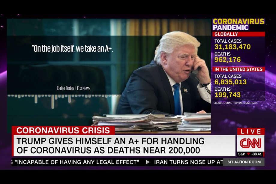 Photo: Courtesy Of CNN