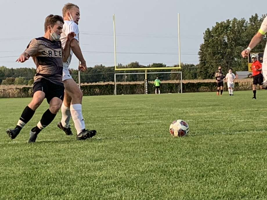Images from Monday's Bullock Creek soccer game vs. Ithaca Photo: Fred Kelly/fred.kelly@mdn.net