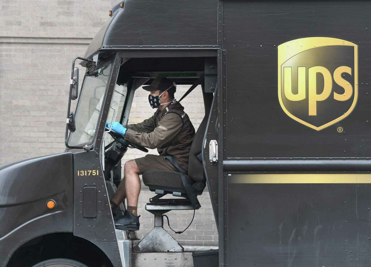 UPS said it will hire about 100,000 temporary workers for the holiday season, including more than 3,000 in the Houston area.