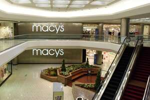 Macy's at the Stamford Town Center in Stamford, Conn., photographed on Tuesday, June 2, 2020.