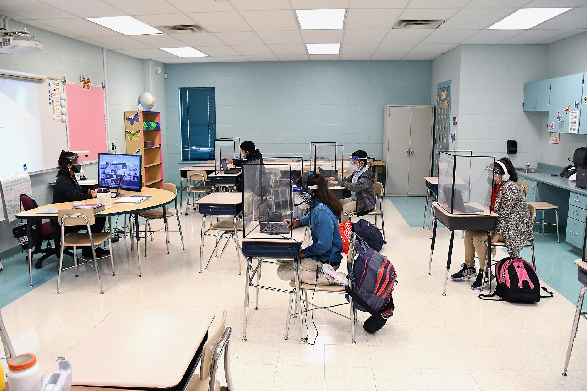 Laredo schools have much lower student return than expected