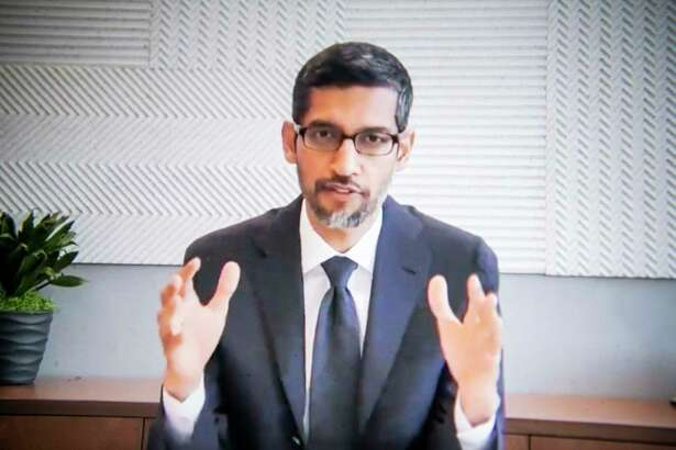 Google CEO Sundar Pichai testified before the House Judiciary Committee in July.