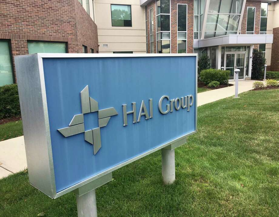 HAI Group, a specialty insurer for housing authorities and other affordable housing clients, is based in Cheshire in a building it has expanded, with property for more growth. Photo: Dan Haar /Hearst Connecticut Media /