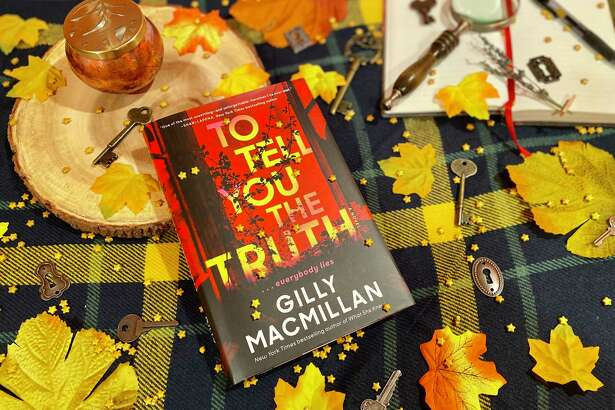 "Gilly Macmillan's latest thriller ""To Tell You the Truth"" is about a crime novelist who finds herself at the center of a missing person investigation ... again."