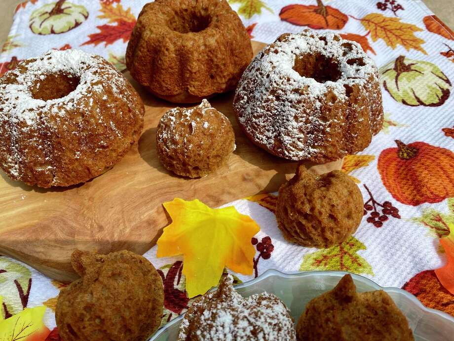 Pumpkin bread is a lovely fall treat. Photo: TinaMarie Craven/ Hearst Connecticut Media