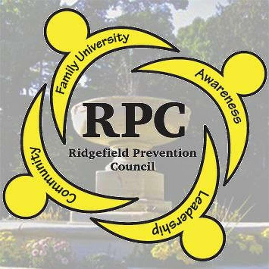 Ridgefield Prevention Council logo Photo: Ridgefield Prevention Council