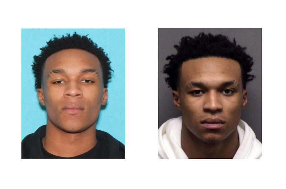 Tyrel Darden of San Antonio was on Texas Most Wanted list. Photo: Texas Most Wanted