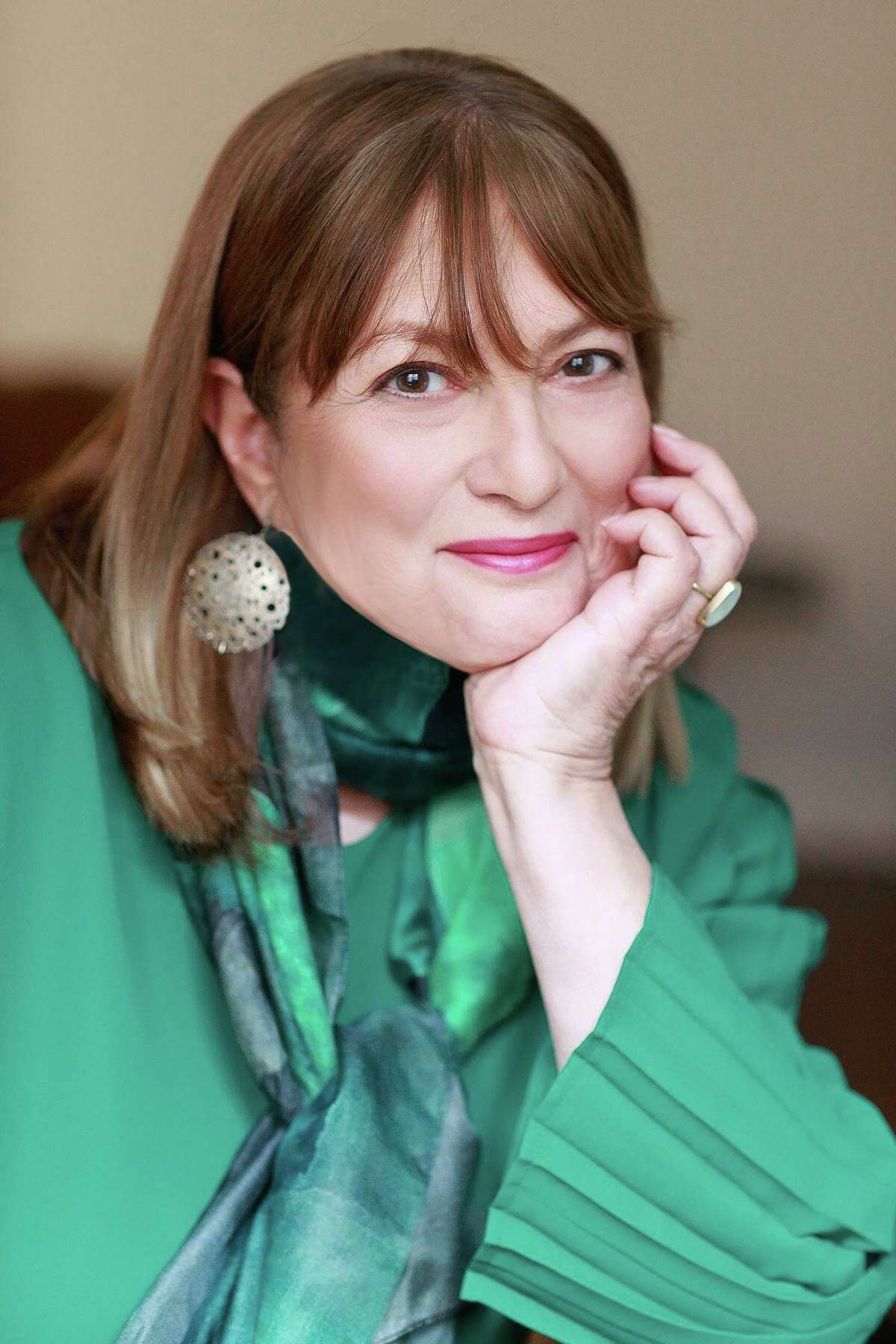 Author Alice Hoffman will discuss her latest novel, Magic Lessons atNew Canaan Library's annual Literary Luncheon on Nov. 13.