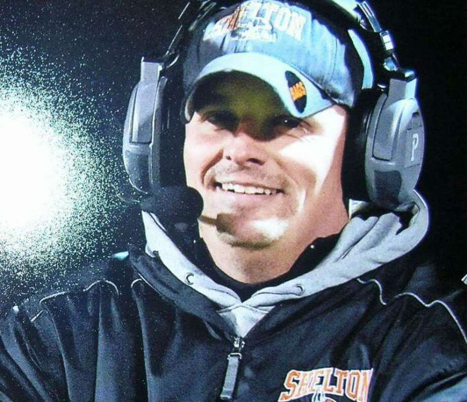 Mike DeFelice, a former player and longtime assistant coach at Shelton, is the Gaels' new football coach. Photo: HeartMediaCT / File Photo / Shelton Herald