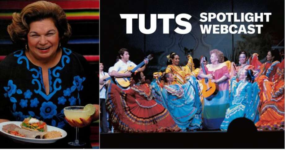 "TUTS Takes a look back at the ground-breaking musical that depicted one of the most beloved Houston restaurateur of our generation-""Mama Ninfa!"" Tune in for a special live Facebook webcast on Sept. 23 at 6 p.m. Photo: Screenshot TUTS Facebook"