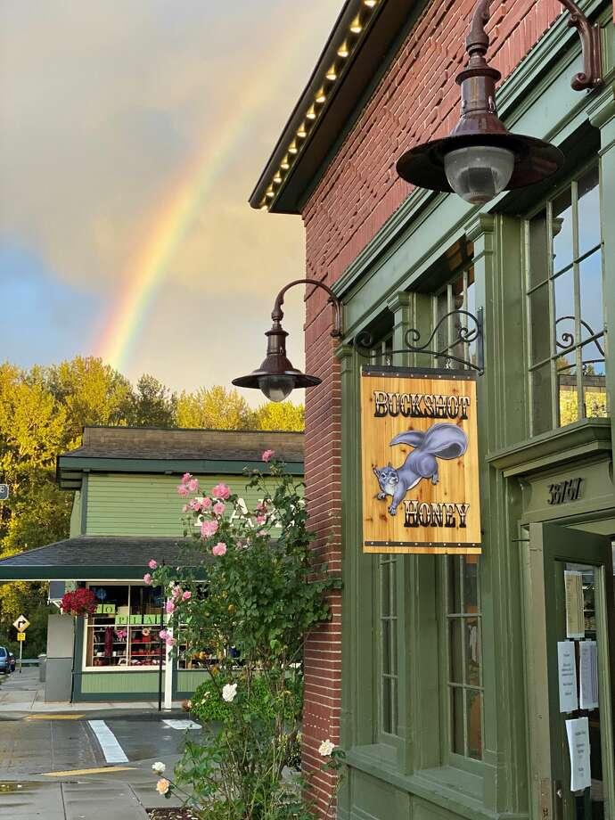 Buckshot Honey in Snoqualmie, WA. Photo: Courtesy Buckshot Honey