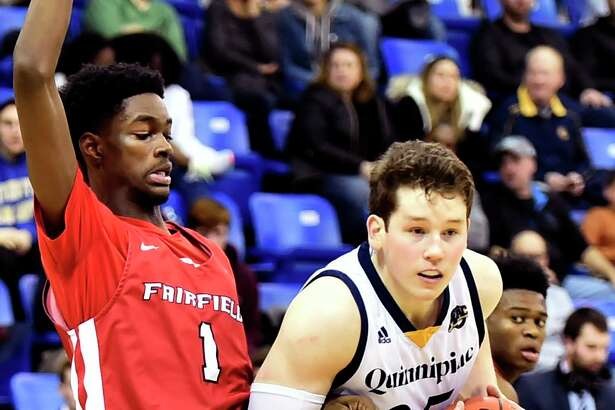 Fairfield's Chris Maidoh and Quinnipiac's Jacob Rigoni figure to play key roles for their teams when the season gets underway .