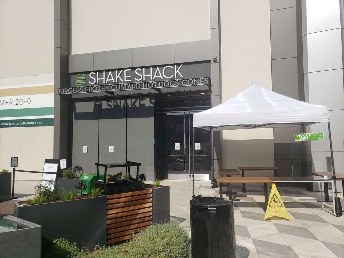 Fast casual chain Shake Shack opened a new location in Santa Clara on Tuesday, September 22, 2020.