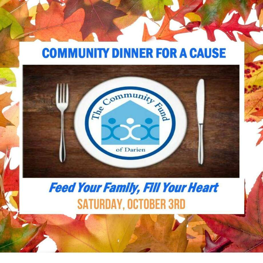 The next Community Fund Family Dinner is on Saturday, Oct. 3. Photo: Contributed