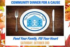The next Community Fund Family Dinner is on Saturday, Oct. 3.