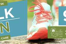 The Annual 5K Walk/Run to benefit the Center for Cancer Care at Griffin Hospital will celebrate its 12th year with a virtual event that starts on Sat., Sept. 26.