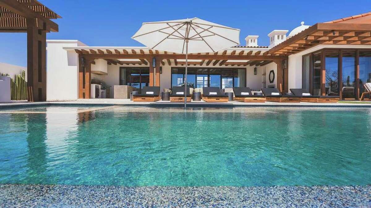The Norman Estates at Rancho San Lucas in Los Cabos, Mexico were designed by PGA Tour pro Greg Norman. Norman has also designed signature estates in Florida, Vietnam, Australia and Dubai.