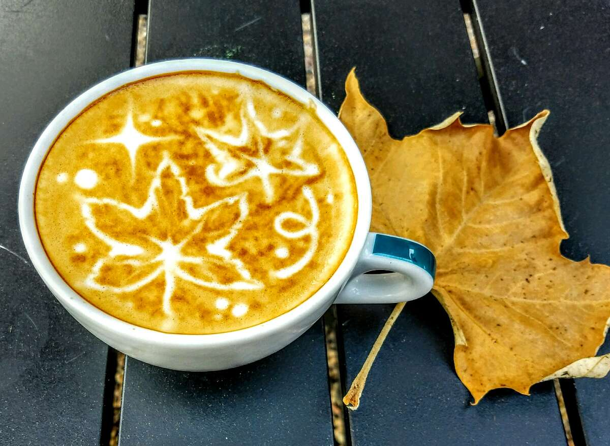 You can also get a spiced cardamom and clove latte at the coffee shop.