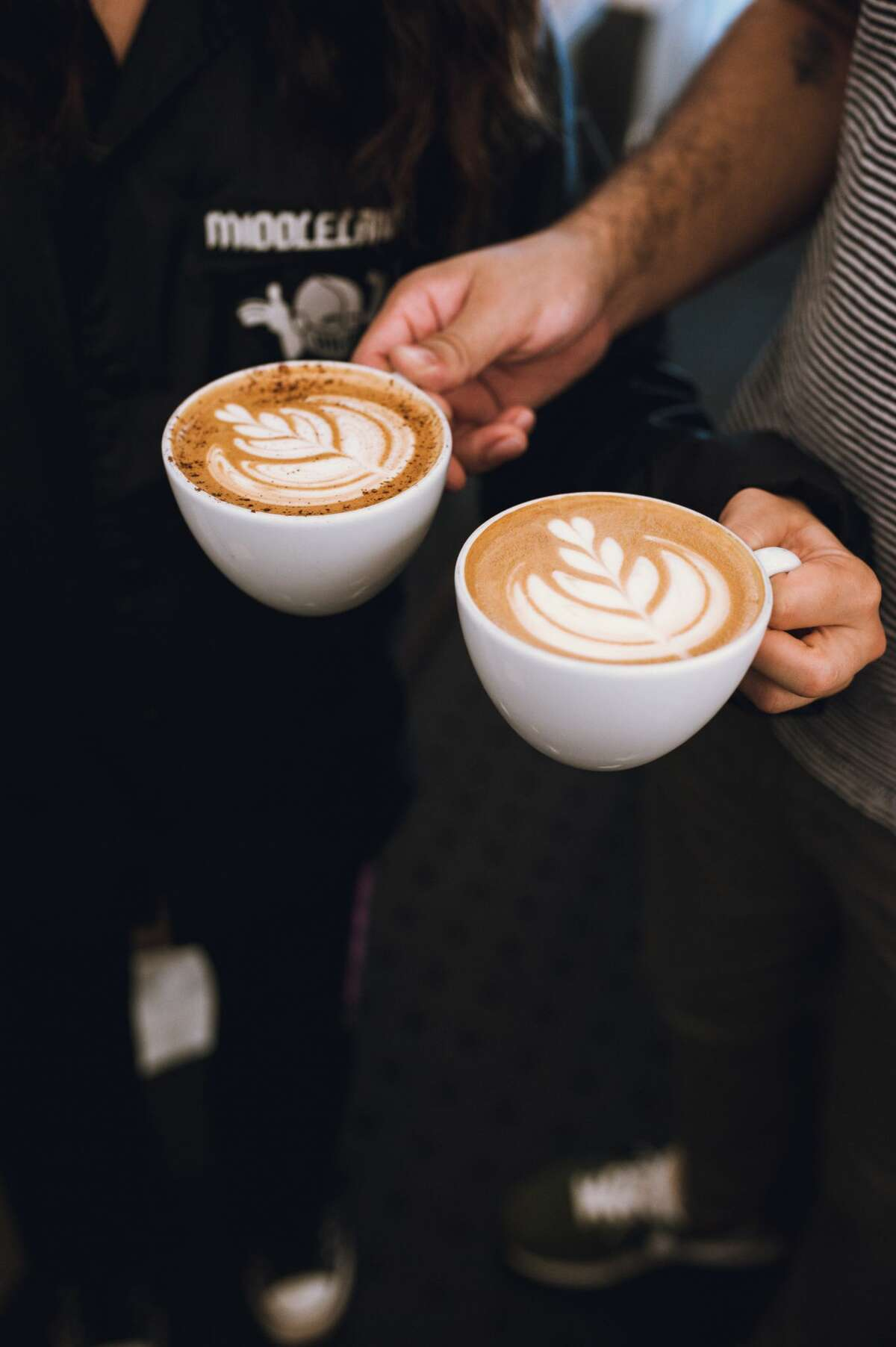Boomtown Coffee is serving up the DGL (decorative gourd latte), which is a house-made pumpkin spice latte with real pumpkin, and a maple pecan latte.