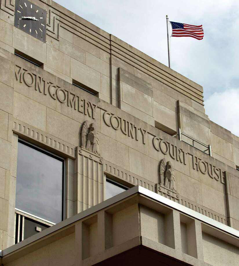 Montgomery County commissioners approved the installation of fixed thermal cameras in county courthouses and the Montgomery County Jail to further combat the spread of COVID-19. Photo: Jason Fochtman, Staff Photographer / Houston Chronicle / © 2017 Houston Chronicle