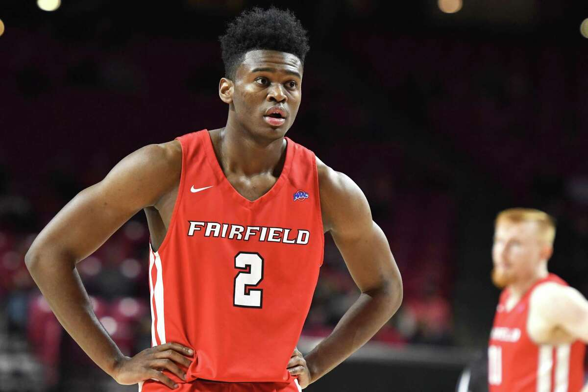 Taj Benning is one the top returning players for Fairfield.