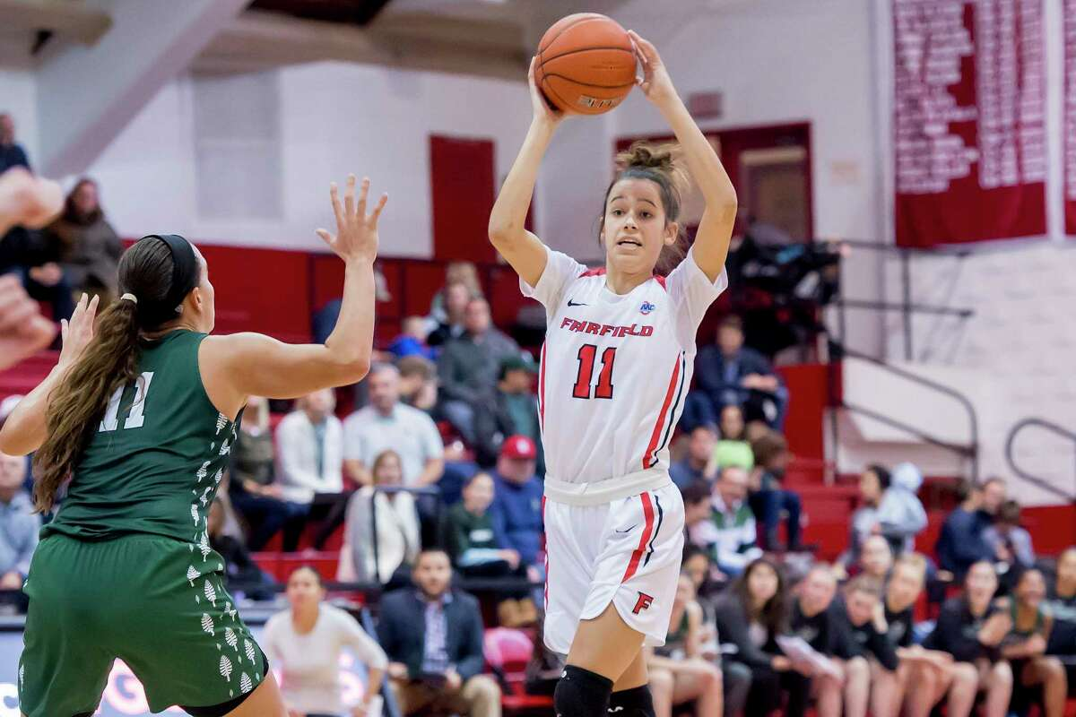 Fairfield's Lou Lopez-Senechal is the top returning scorer in the MAAC after averaging 15 points as a sophomore.