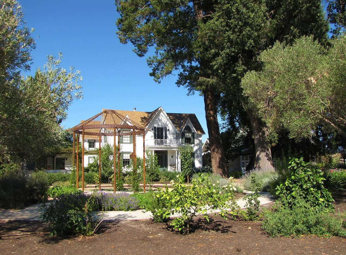Long Meadow Ranch Winery and Farmstead restaurant in St. Helena.