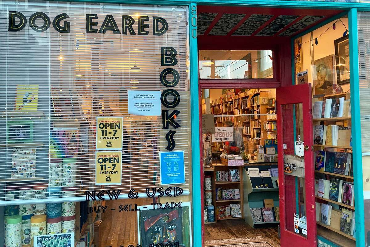If we want San Francisco bookstores to survive the pandemic, we need to support them.