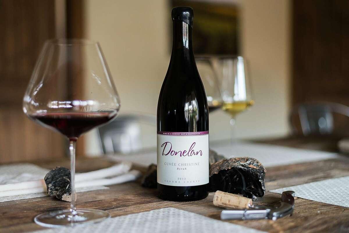 Donelan Family Wines in Santa Rosa specializes in Syrah.