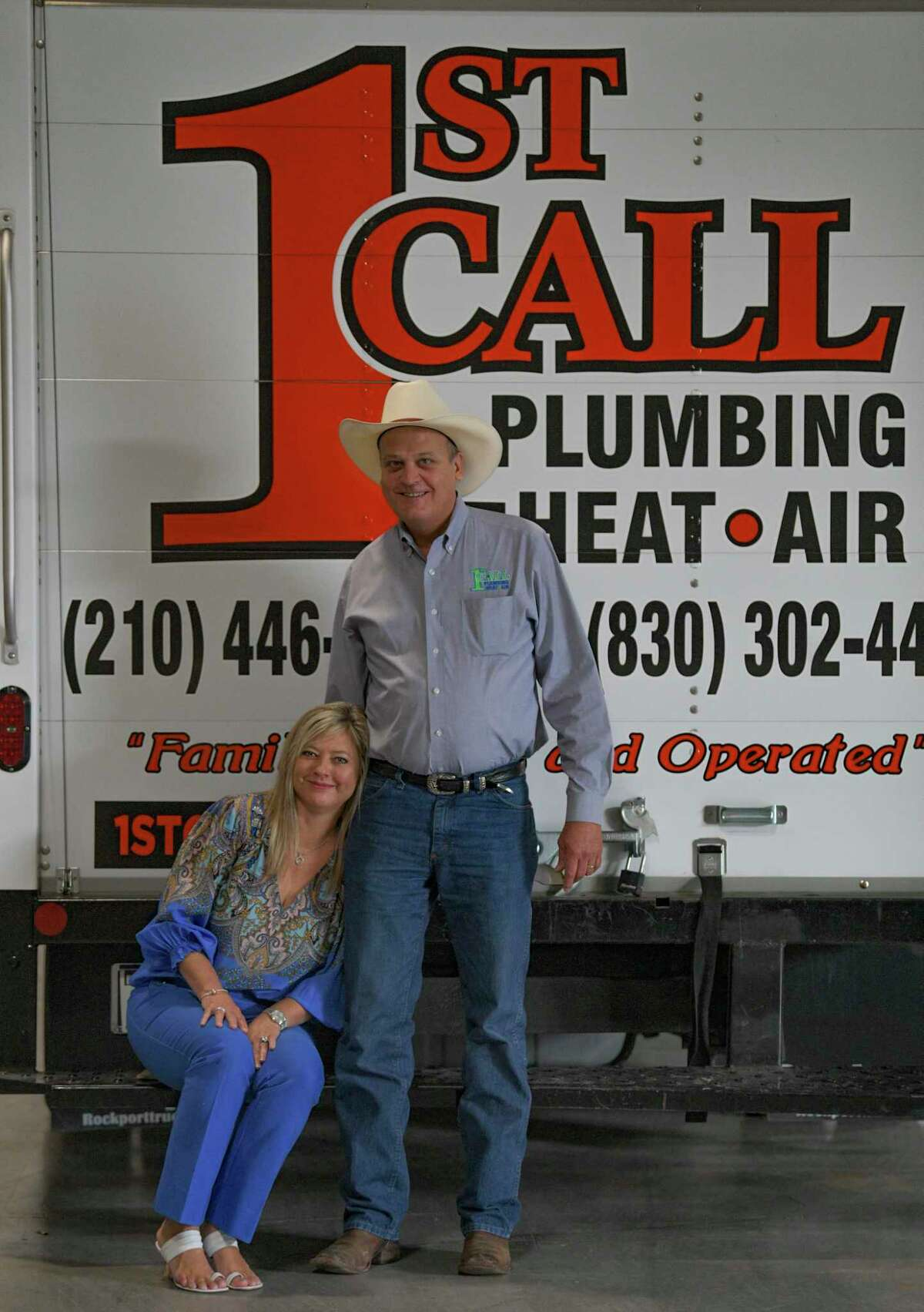 John Aramendia grew restless in retirement after selling the assets of Aramendia Plumbing, Heating & Air. So he and his wife, Anne, started 1st Call Plumbing, Heating & Air.