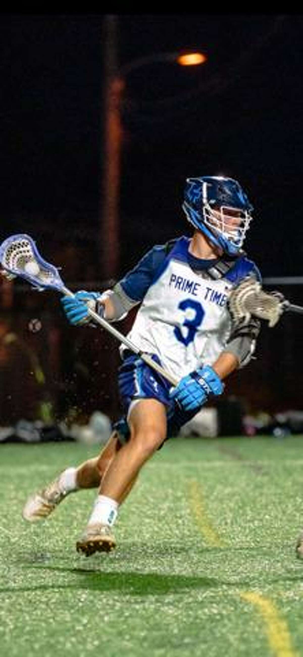 St. Joseph junior midfielder Jack Coughlin has committed to the United States Naval Academy.