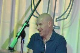 Liviu Pop & Friends with Neal Vitullo will be at The Norwich Art Center Mini Blues Festival on Saturday.