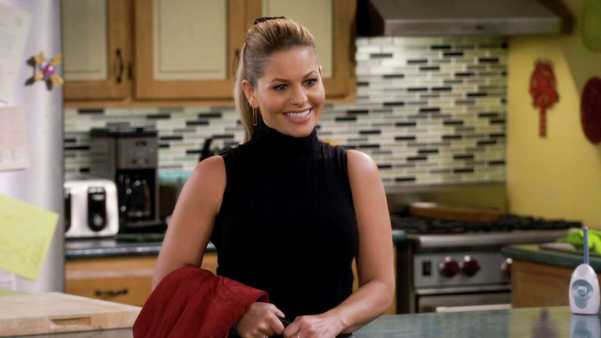 Candace Cameron Bure ?as ?D.J. Tanner in the fifth and final season of a€œFuller House.a€ MUST CREDIT: Netflix