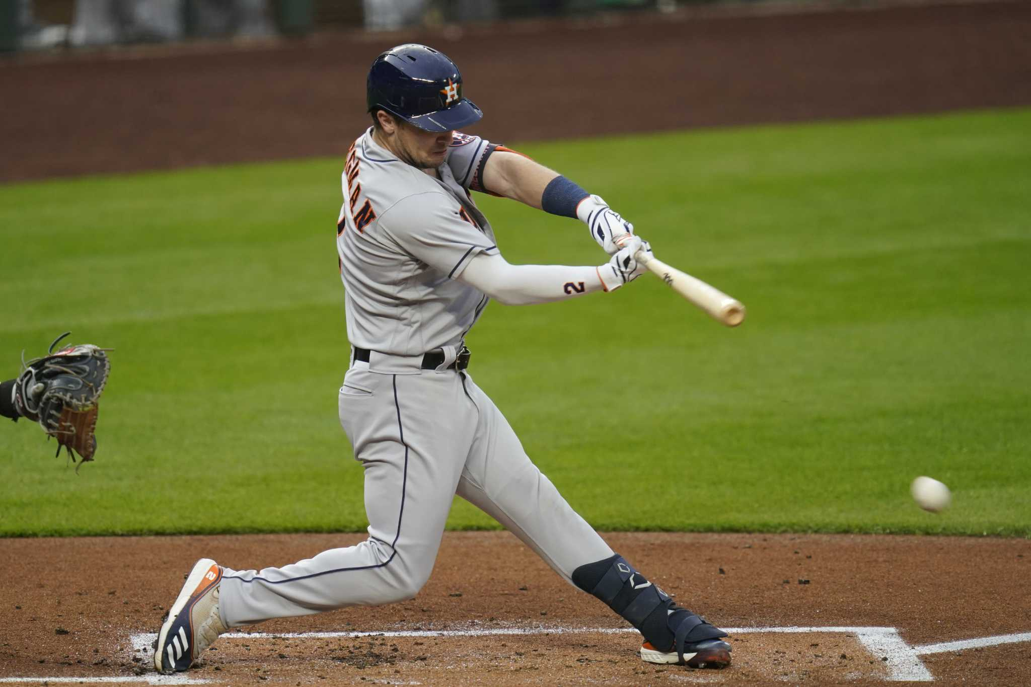 Astros insider: Alex Bregman looking for just one good swing - Houston Chronicle