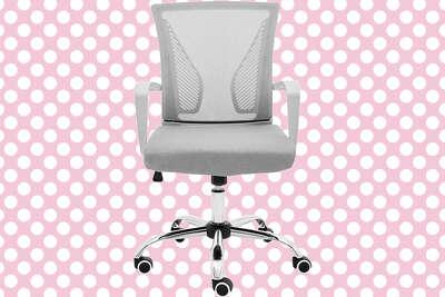 Halverson Ergonomic Mesh Task Chair, $75.99 at Wayfair