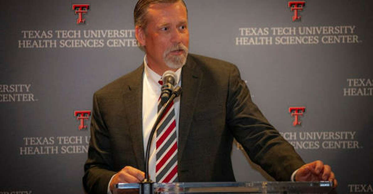 Dr. Timothy Benton is regional chair of Family & Community Medicine Department at Texas Tech University Health Sciences Center.