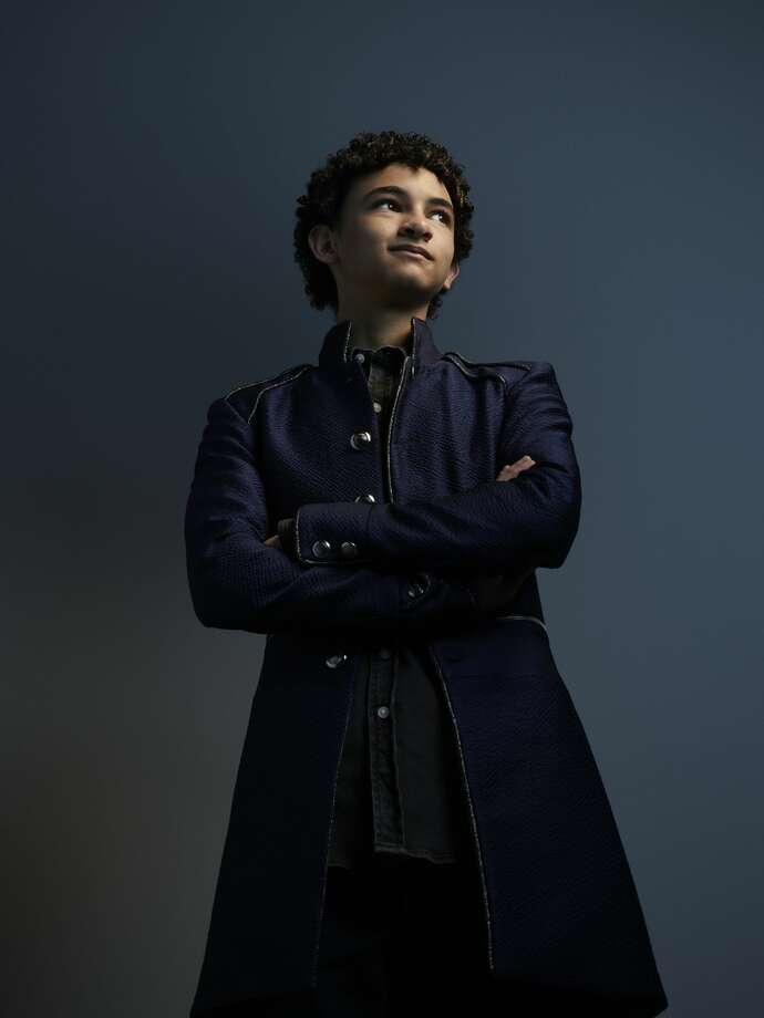 """SECRET SOCIETY OF SECOND BORN ROYALS - Disney's """"Secret Society of Second Born Royals """" stars Faly Rakotohavana as Matteo. (Disney+/Matthias Clamer) Photo: Matthias Clamer/Disney+ / ? 2019 Disney Enterprises, Inc. All rights reserved."""