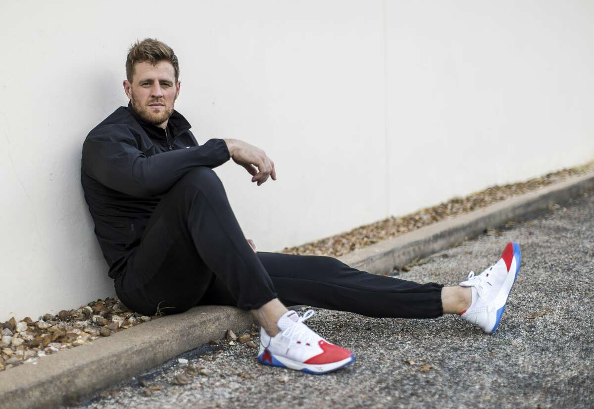 PHOTOS: A closer look at the new JJ IVs J.J. Watt's new sneakers - JJ IVs - were released by Reebok on Wednesday.