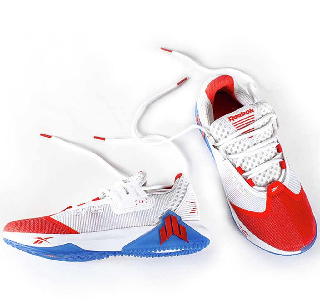 J.J. Watt's new sneakers - JJ IVs - were released by Reebok on Wednesday.
