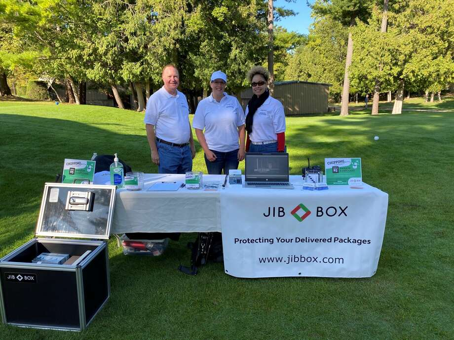 Sugar Springs Golf Club and JIB Box, LLC recently teamed up to raise $260 for Gladwin County flood relief victims. Photo: Photo Provided