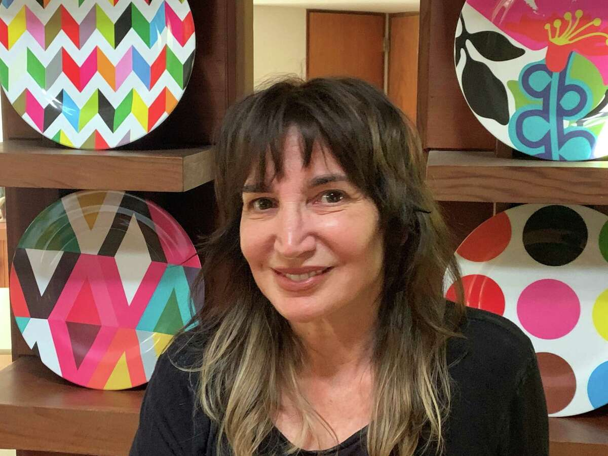 """""""French Bull's"""" Jackie Shapiro will share her philosophy of """"Live Vivid"""" during a luncheon October 1, which will be sent home in one of her designer bags."""
