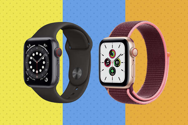Both the Apple Watch Series 6 and Apple Watch SE are discounted on Amazon for the first time.